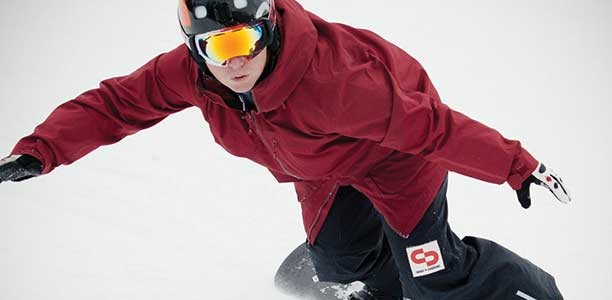 Coach celebrates debut of Para-snowboard in Sochi