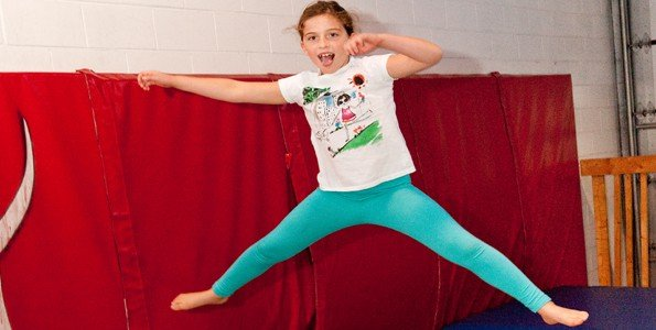 What makes trampolines so great for your kids