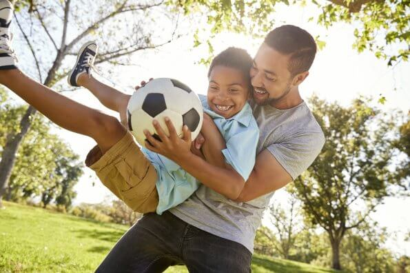10 fun ways to spend an active day with Dad