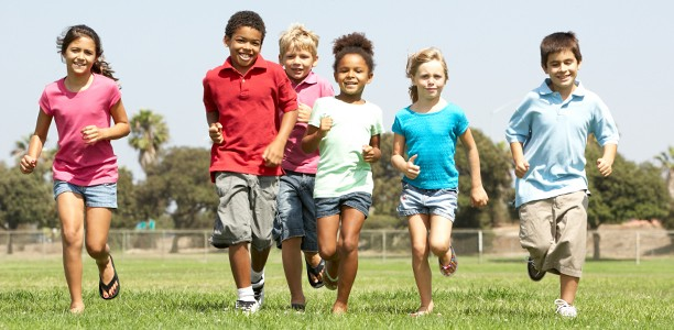 7 ways you can help your kids learn how to run