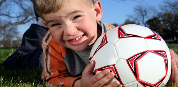 How to get your child started in soccer