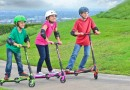 Your kid – and you – will love the Y Fliker scooter