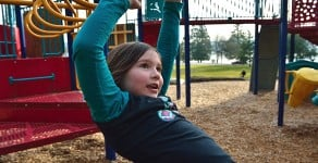 Playground zen, or how I learned to keep worrying but let my kid fall