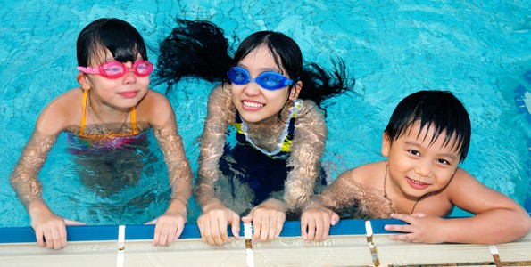 Swim program for new Canadians teaches skills and safety