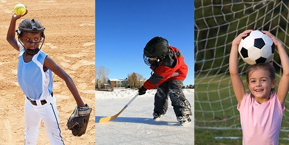 How playing multiple sports is good for your kids