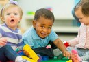 Active play for preschoolers