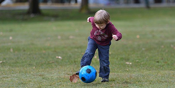 Teaching young children how to move properly prevents injuries when they're adults