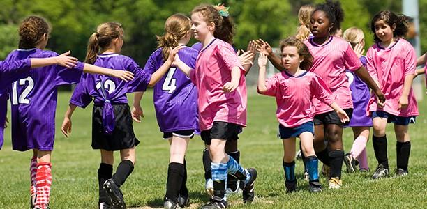 6 steps to teaching sportsmanship to kids