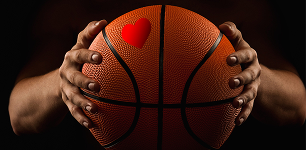 of a basketball this - photo #35