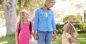 5 raisons de marcher à l'école aujourd'hui