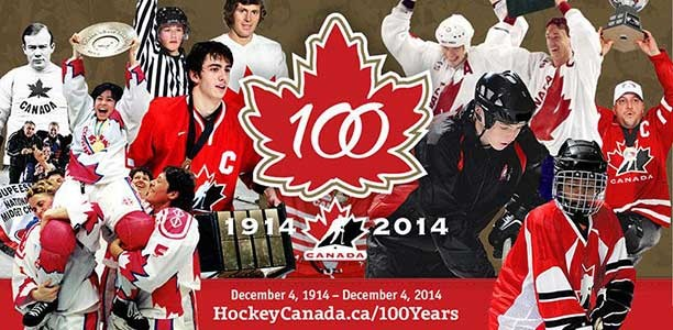 Happy birthday, Hockey Canada!