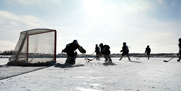 It is possible to be a casual hockey player. Here's how