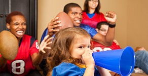 Our annual Super Bowl party is fun, memorable, and made for kids