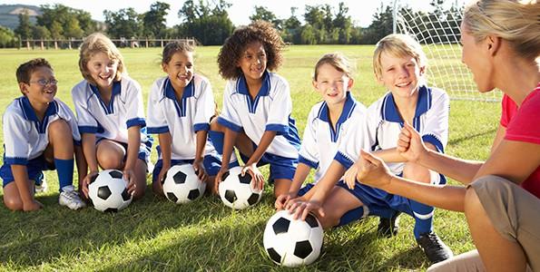 7 avantages à entraîner l'équipe de votre enfant