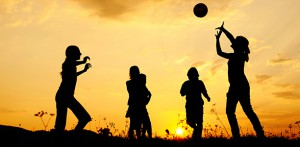 youth-free-play-silhouette