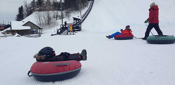 Embrace the last days of snow with a Horseshoe Resort family vacation