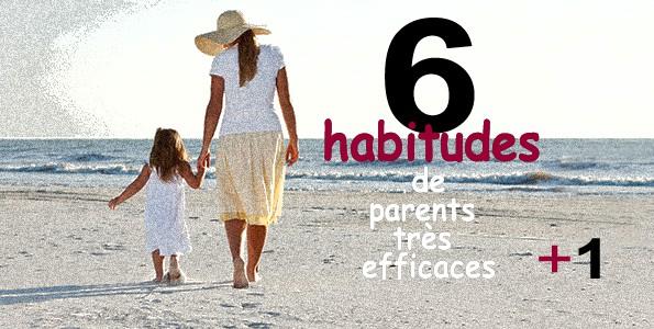 Sept conseils pour être le meilleur parent possible