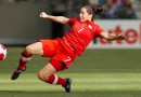 Canadian soccer star Rhian Wilkinson is a portrait in physical literacy