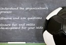 Parent expectations in soccer: How to communicate with coaches