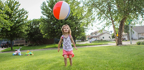 PLAY helps parents and teachers guide kids to physical literacy