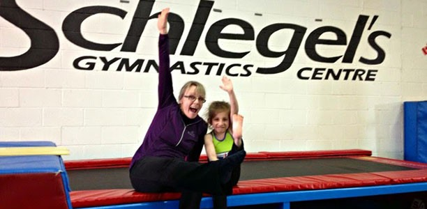Schlegel's Gymnastics Centre gave my special needs daughter exactly what she needed