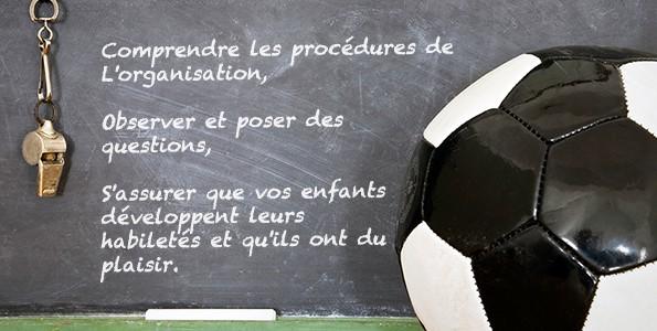 Les attentes des parents au soccer : comment communiquer avec les entraîneurs