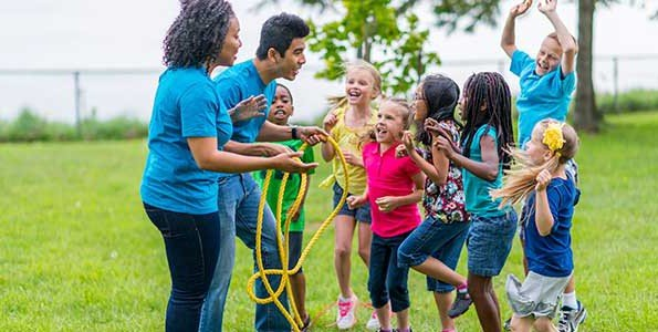 Physical literacy lesson plans for summer camps