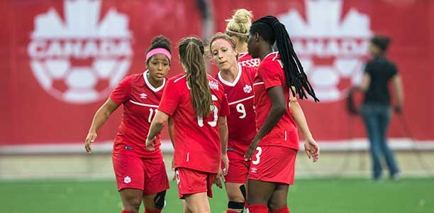 For Josée Bélanger, playing soccer for Canada is a dream come true