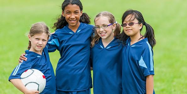 Message de la FIFA aux jeunes filles : osez jouer