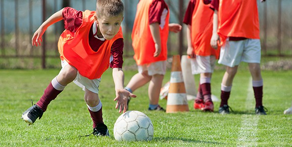 Soccer activities to keep your kids learning and loving the game