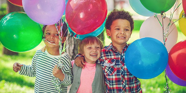 10 steps to the best kids' birthday party ever