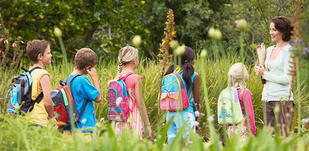 Innovative Outdoor Classroom ~ Innovative approaches to physical activity in