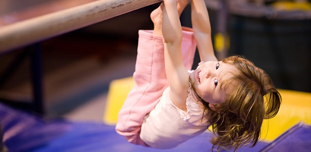 Type of physical activity, not duration, more important for kids