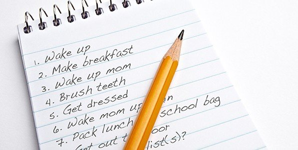 The super-organized parent's new (school) year's resolutions