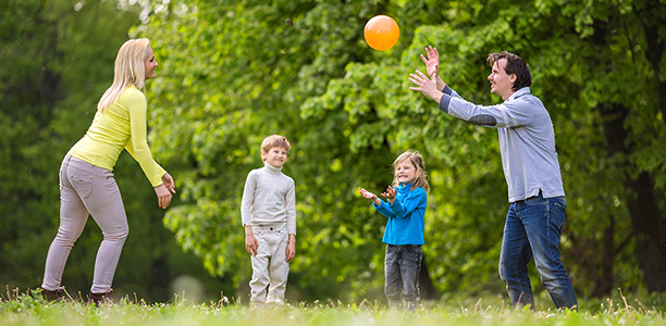 How to become a more active family in just 3 steps ...