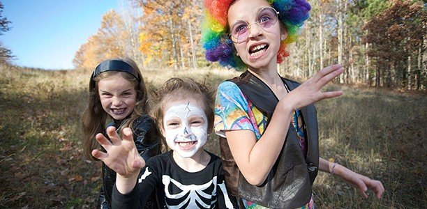 10 ways to avoid a terrifying Halloween sugar meltdown