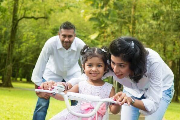 De l'Inde au Canada : le combat d'une mère pour mener une vie active en famille