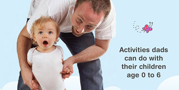 Dads, here is a parenting resource especially for you
