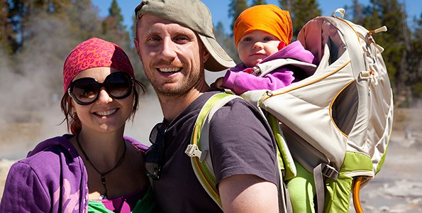 From housebound to adventurous: 6 ways to get moving with your baby