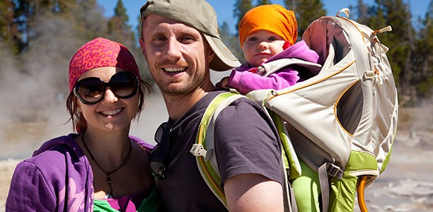 From housebound to adventurous: 6 ways to get out and moving with your baby
