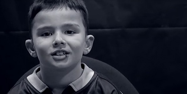 Want to know how your behaviour affects your kids? Watch this video