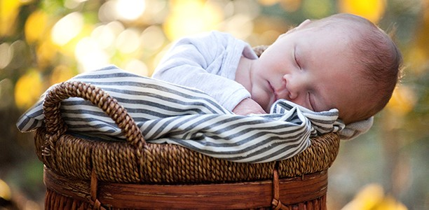 6 benefits of outdoor napping for babies