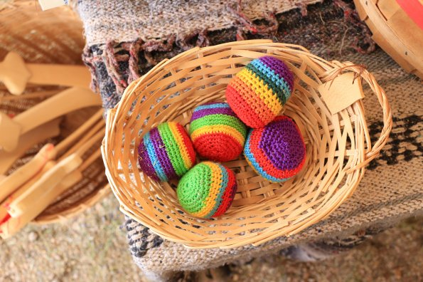 How to use a simple hacky sack to develop physical literacy
