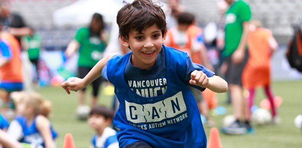 Canucks Autism Network delivers physical literacy