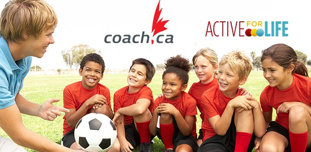Coaching Association of Canada partners with Active for Life in promoting physical literacy