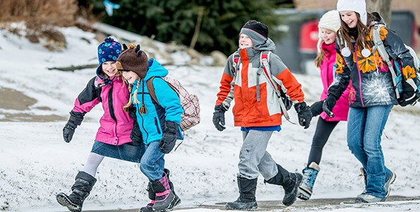 Why you should participate in Winter Walk Day