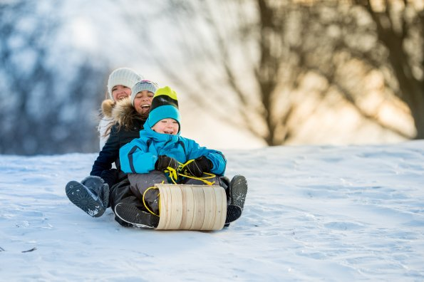 Budget-friendly winter activities to do as a family
