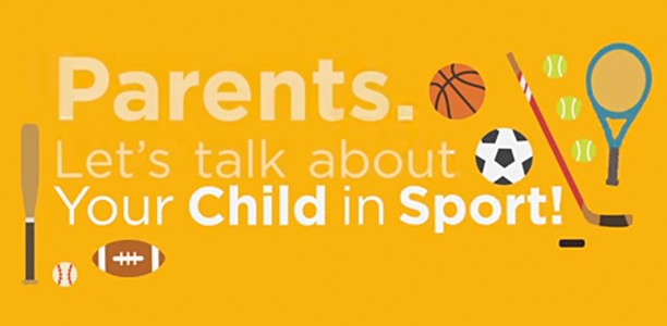 Your child in sport: resource for parents from High Five