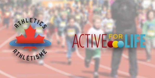 Athl tisme canada et actif pour la vie unissent leurs efforts pour la litt ratie physique - Code promo les enfants du design ...