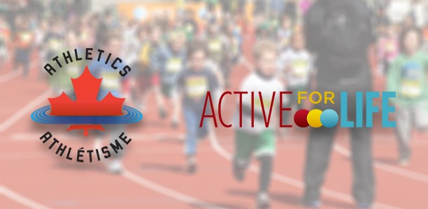 Athletics Canada and Active for Life join forces for physical literacy